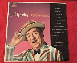 I Love Lucyandrsquos- Bill Frawley Sings The Old Ones Record Lp - Rare William Frawley