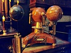 Order Now For Fathers Day Victorian Steampunk Solar System Orrery Model