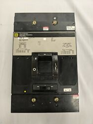 New Square D Circuit Breaker Mal368006290 800-amp Out Of Box Free Shipping