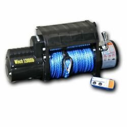 Dv8 Offroad For W/ 12000lb Winches Replacement Wired Remote - Whs12