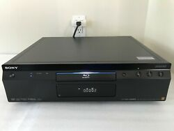 Sony Bdp S5000es Blu-ray And Dvd Player