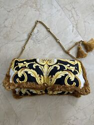 Versace Pillow Barocco Shoulder Bag Sold Out Classic