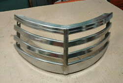 Nors 41 42 46 Chevy Pickup Truck Chrome Upper Grille Top Section Bars Nos Parts