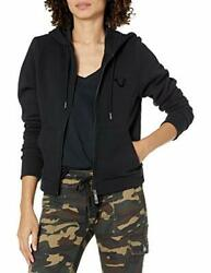 True Religion Womenand039s Long Sleeve Zip Up Hoodie - Choose Sz/color