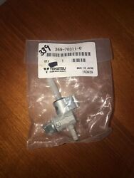 369-70311-0 Tohatsu Fuel Cock Assy 369703110 New Genuine Oem Part