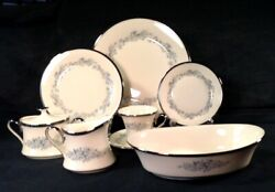 Lenox Repertoire 23 Pc Place Settings For 4 Including Serving Pieces 1