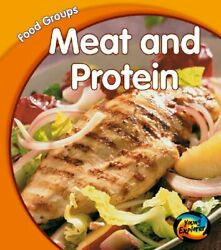 Meat And Protein Young Explorer Food Groups By Lola M. Schaefer - Hardcover