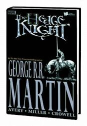Hedge Knight, Vol. 1 V. 1 By George R R Martin And Ben Avery - Hardcover New