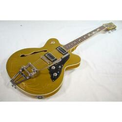 Used 2012 Duesenberg Dcf-eagles 40th Anniv Limited Edition Gold Semi Hollow