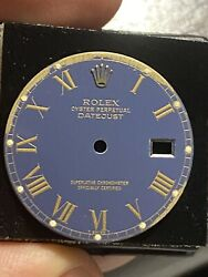 Rolex 16013 16018 Buckley Color Change Turning Purple Datejust Dial
