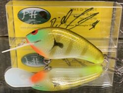 Ph Custom Lures - Lowenand039s Dollar Bill - Autographed Series - Foiled Sun Perch