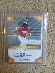 2015 Leaf Perfect Game Autographs Gold /50 You Pick