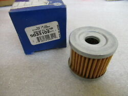 P2a Evinrude Johnson Omc 5033102 Engine Oil Filter Oem New Factory Boat Parts