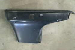 Mercury 90-100-115-125 Hp Bottom Cowling 821873 Lower Cover 821873a 1