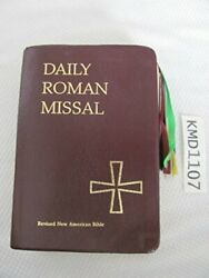 Daily Roman Missal By James Socias And James P. Moroney