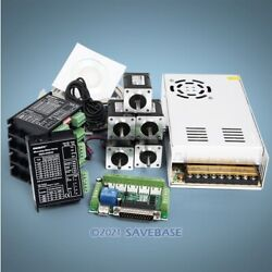 Cnc Kit 5 Axis With Nema14 62oz-in Stepper Motor And Ema2-040d22 Stepper Driver