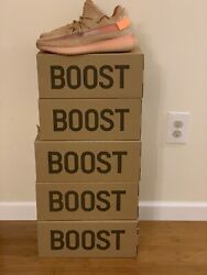 Adidas Yeezy Boost 350 V2 Clay Size 7 Eg7490 100 Authentic
