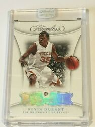 Kevin Durant 2018 Pannini Flawless Collegent True One Of One Diamond Rare 1/1