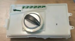 Washer Electronic Control Board W10480177 For Whirlpool With Knob