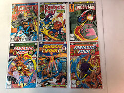 Fantastic Four 215-231, Annual 15 16 + 1 More Vf/nm Complete Sequential Set Run