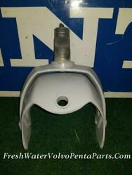 Volvo Penta Early 270 280 Single Bolt Helmet And Fork Assembly Standard 1 1/2 Inch