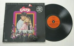 Grease Ii 2 Original Movie Soundtrack 1982 - Vinyl Record - The Four Tops