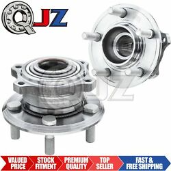 [rearqty.2] New Wheel Hub Assembly For 2015-2020 Dodge Charger Rwd/awd-model