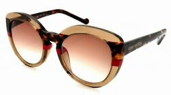 Louis Vuitton Sunglasses Sm E Gradient Brown Clear Marble Red Pink Degrees 53 20