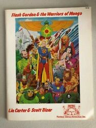 Flash Gordon And And The Warriors Of Mongo Rpg Fantasy Games Unlimited Fgu 1977