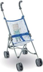 Corolle Umbrella Baby Doll Stroller 14 And 17 Dolls Folding 2 Locking Points
