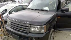 06-13 Range Rover Sport Hood Free Local Delivery Local Pick Up Black