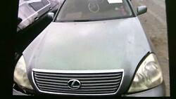 01 02 03 04 Lexus Ls430 Hood Free Local Delivery Local Pick Up Green