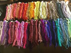Huge Assortment Of Yarn For Cross-stitch And Embroidery Lot 1
