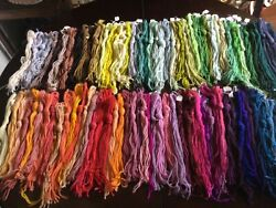 Huge Assortment Of Yarn For Cross-stitch And Embroidery Lot 2