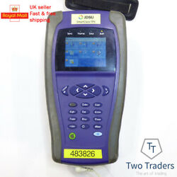Jdsu Smartclass Tps Csc-tpsvw-cu Adsl Tester With Charger And Carry Case