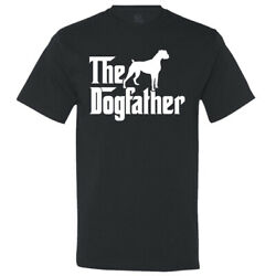 The Dogfather T-shirt For Father's Day Gift