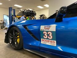 2014-2019 Corvette Z51 Wheels And Toyo Proxes Sport Tires