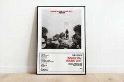 The Kooks Inside In Inside Out Album Poster Wall Decor Home 11x17in 16x24in