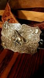 Vogt Buckle Buccal Sterling925 14k Goldfill Mexico