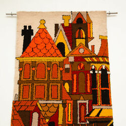 Architectural Wall Hanging Tapestry Decorative Wall Art