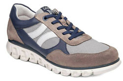 Callaghan 12919 Shark Sneakers Sports Shoes Man Laces Gris Blue