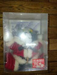 Tom And Jerry Plush Doll Set Dvd First-time Limited Production