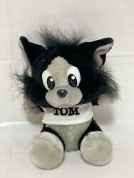 Tom And Jerry Plush Toy Monochrome