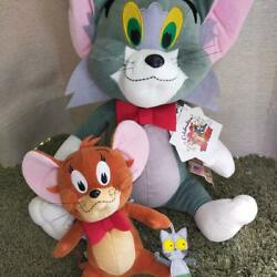 Tom And Jerry Exhibition Limited Edition Products Forset Of Plush Toys