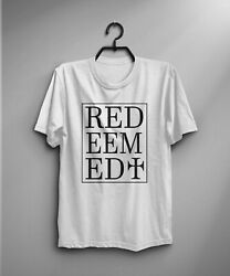 Redeemed Christian Religious T Shirts White