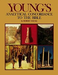 Young's Analytical Concordance To Bible Containing About By Robert Young Mint