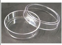 60mm X 15mm Glass Petri Dish With Cover Fisherbrand Pack Of 500