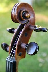 Listen To The Video Flamed Old Violin Early 20th Century Deep And Full Sound