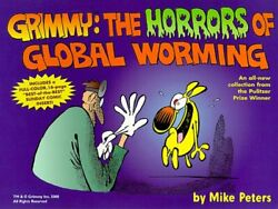 Grimmy Horrors Of Global Worming Mother Goose And Grimm By Mike Peters Mint