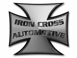 Iron Cross For 17-18 Ford Super Duty Crew Cab Short Bed 3 Tube Step W2w 52-484